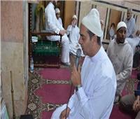 الطريقة المحمدية تبايع أشرف وهبي شيخًا للعشيرة