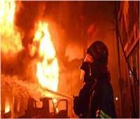 عاجل.. إصابة العشرات من أهالي المنصورة بالاختناق إثر حريق هائل