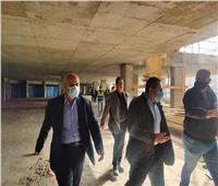 مسئولو الإسكان يتفقدون مشروعي «البديل وأبراج النيل» بمثلث ماسبيرو | صور