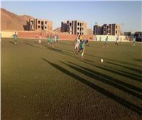 598 هدفاً بمنافسات الأسبوع الخامس من دوري مراكز الشباب