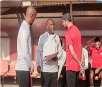 موسيماني يجتمع مع طاهر محمد طاهر