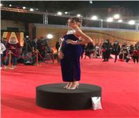 مريم الخشت بإطلالة مثيرة في مهرجان القاهرة| صور