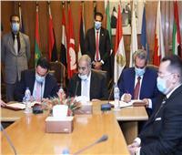 تفاصيل بروتوكول تعاون بين «معلومات الوزراء» والدستورية العليا