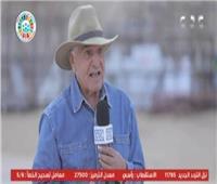 زاهي حواس: الرئيس السيسى يتابع إنشاءات المتحف المصري الكبير