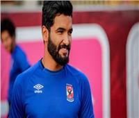 بعد اشتباه إصابته بكورونا.. صالح جمعة يدعم لاعبي «سيراميكا» من الملعب