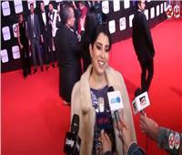 فيديو| أيتن عامر: سعيدة بتكريمي عن فرصة تانية