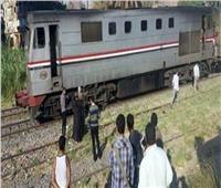 مصرع شخص أسفل عجلات قطار في «البدرشين»