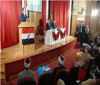 محافظ الإسماعيلية خلال ندوة مكافحة الفساد: مواجهته مسئولية مشتركة