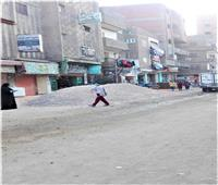 محافظ الغربية يتابع أعمال التطوير بقرية محلة أبوعلي بالمحلة الكبرى