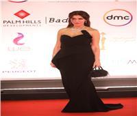 غادة عادل بإطلالة أنيقة في ختام مهرجان القاهرة السينمائي