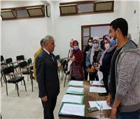 بدء الترشح لانتخابات اتحاد الطلبة بجامعة العريش