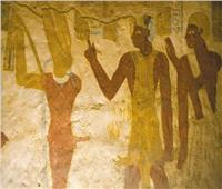 قصة صورة| مشاهد من مقبرة «بانينتيو»