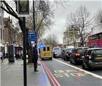 إصابة 5 أشخاص في حادث دهس بلندن