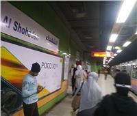 «المترو»: استغلال الإجازة الأسبوعية في تعقيم القطارات ضد «كورونا»