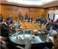 رئيس تنشيط السياحة يعقد اجتماعات مكثفة مع العاملين بالسوق الألماني