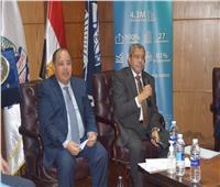 إبراهيم العربي: تطوير منظومة الإرشاد الضريبى باتحاد الغرف التجارية