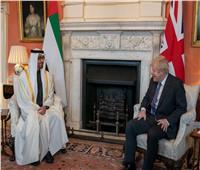 الإمارات وبريطانيا تتفقان على زيادة التعاون التجاري والاستثماري