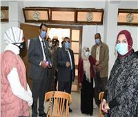 713 طالبا وطالبة يتقدمون للترشح لانتخابات اتحاد الطلاب بجامعة القناة