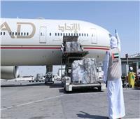 14 طنًا مساعدات طبية من الإمارات للسودان لمواجهة كورونا