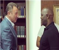 موسيماني: «أداء الخطيب في الملعب لا يُصدق»