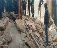 خاص   نائب محافظ القاهرة يكشف تفاصيل انهيار عقار حدائق القبة