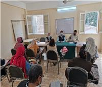حملات توعية وندوات تعريفية بمنظومة التأمين الصحي الشامل في أسوان