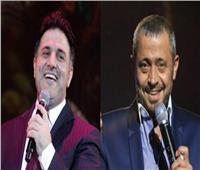 جورج وسوف وملحم زين يحتفلان برأس السنة في دبي