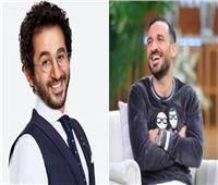 رسالة من أحمد حلمي لـ«معلول» بسبب منى الشاذلي.. فيديو
