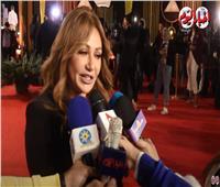 ليلى علوي: سعيدة بكثرة الأفلام المصرية في 2020 رغم كورونا.. فيديو