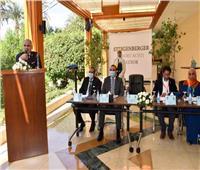 افتتاح المؤتمر الدولي للفنون التشكيلية بالأقصر