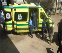 إصابة 3 أشخاص في حادث مروري في بني سويف