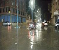 أمطار على الساحل الشمالي ومرسى مطروح وتحذير بحري من «الأرصاد»