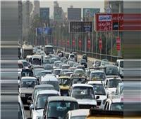 «كثافات مرورية متحركة» في شوارع وميادين القاهرة والجيزة