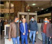 مرتضى منصور يقدم 70 حافظة مستندات لإثبات سلامة موقفه