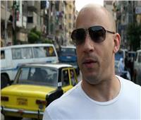 كواليس رحلة «فان ديزل» إلى مصر تعود مع نهاية 2020