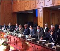 المحافظ يستعرض مشروعات وزارة المالية بالإسماعيلية