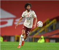 «النني» يقود أرسنال أمام بيرنلي في الدوري الإنجليزي