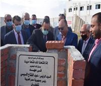 تسليم 1176 وحدة إسكان اجتماعي لأهالي رفح والشيخ زويد
