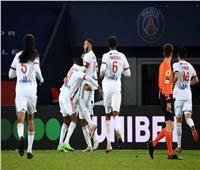 فيديو| باريس سان جيرمان يسقط أمام ليون بالدوري الفرنسي