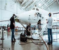 رحلات تجريبية بهدف السياحة الفضائية العام المقبل.. صور