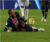نيمار يخضع لفحوصات طبية بعد تعرضه لإصابة قوية أمام ليون