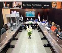 رئيس جامعة القاهرة: الاقتصاد العالمي يواجه عددًا من التحولات الكبرى