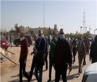 جهاز «القاهرة الجديدة» يسترد قطعة أرض  بمساحة 15 فدانا أمام مدينتي