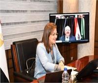 وزيرة التخطيط: قطاعا الصحة والتعليم يمثلان أهمية قصوى للدولة