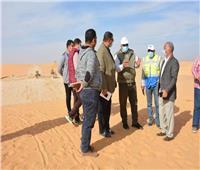 إطلاق مبادرة لإستغلال أراضي الكثبان الرملية بتخفيض 50% بالوادي الجديد