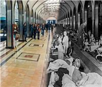 بأمر الحرب.. مترو موسكو يتحول لمخبأ ومستشفى ولادة