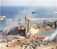 انتهاء معالجة مواد كيميائية شديدة الخطورة بمرفأ بيروت