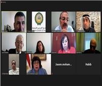 وزيرة الثقافة تترأس المجلس التنفيذي للمجمع العربي للموسيقى