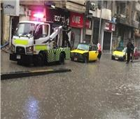 «المرور» تخصص رقم لإغاثة المواطنين أثناء الطقس السيئ