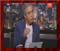 هاجم مرسي ووصف السيسي بـ«منقذ مصر».. الديهي يفضح «شيزوفرينيا» معتز مطر  فيديو